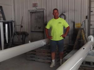Jerry Freas, Owner Millennium Restoration